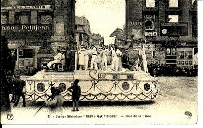 (S-32877) FRANCE - 51 - REIMS CPA      BRUNEL  ed.
