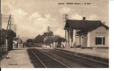 (S-79607) France - 51 - Troissy Cpa