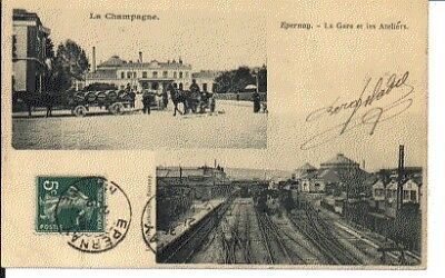 (S-79623) France - 51 - Epernay Cpa