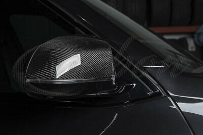 BMW X5M (F15) Real Carbon Fibre Mirror Covers M Performance Style (PAIR) 2013 +