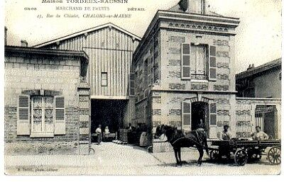 (S-91063) France - 51 - Chalons Sur Marne Cpa