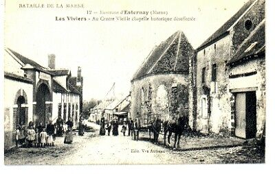 (S-95559) France - 51 - Viviers Cpa