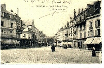 (S-97146) FRANCE - 51 - EPERNAY CPA      E.L.D.  ed.