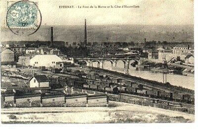 (S-98813) France - 51 - Epernay Cpa