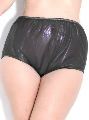 PVC U Like Women's Brief Baby Pants with elasticated waist in Plastic