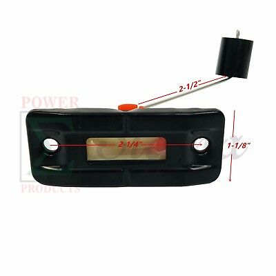 New Fuel Meter Gauge Indicator For Powermate Generator PM0497000