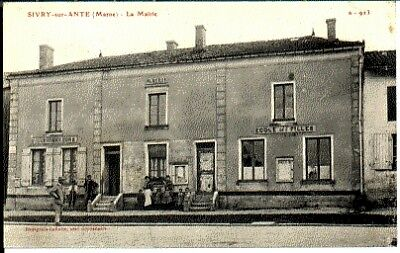 (S-35763) FRANCE - 51 - SIVRY ANTE CPA      BOURGEOIS-LAFLOTTE  ed.