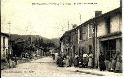 (S-32555) FRANCE - 52 - THONNANCE LES JOINVILLE CPA      GUILLAUMOT ed.