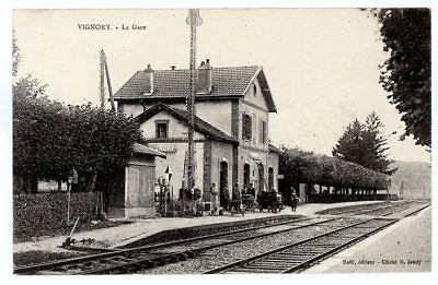 (S-80311) France - 52 - Vignory Cpa