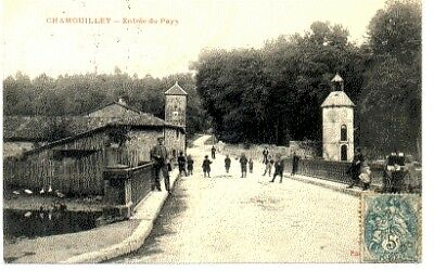(S-83641) France - 52 - Chamouilley Cpa