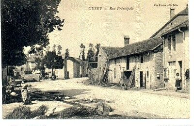 (S-94557) France - 52 - Cusey Cpa