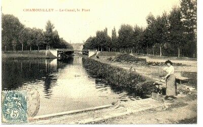 (S-83638) France - 52 - Chamouilley Cpa