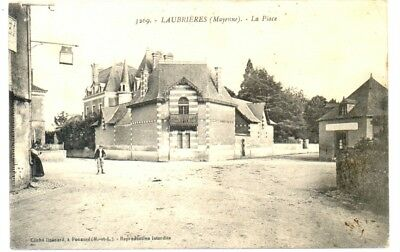 (S-103312) France - 53 - Laubrieres Cpa