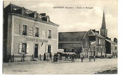 (S-103277) France - 53 - Louverne Cpa