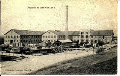 (S-71895) FRANCE - 54 - CHENEVIERES CPA      GERARDIN  ed.
