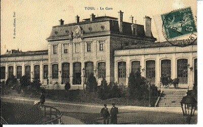 (S-80040) France - 54 - Toul Cpa
