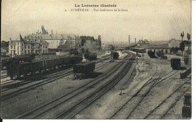 (S-80171) France - 54 - Luneville Cpa