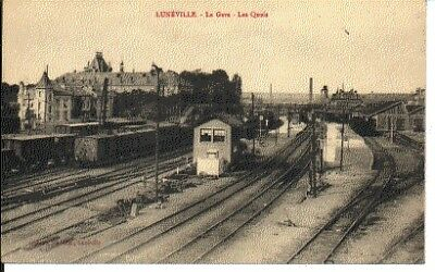 (S-80181) France - 54 - Luneville Cpa