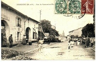 (S-92549) France - 54 - Xirocourt Cpa