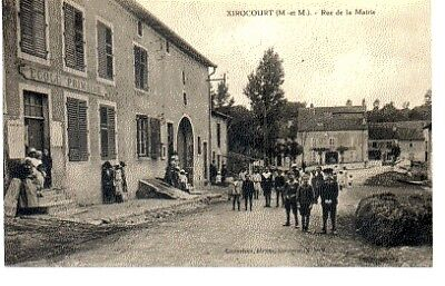 (S-92559) France - 54 - Xirocourt Cpa