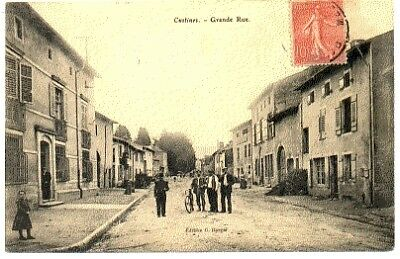(S-92635) France - 54 - Custines Cpa