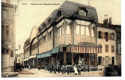 (S-92962) France - 54 - Toul Cpa