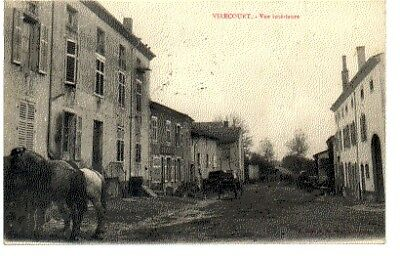 (S-93018) France - 54 - Virecourt Cpa