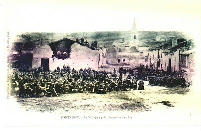 (S-105392) France - 54 - Fontenoy Sur Moselle Cpa