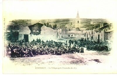 (S-105399) France - 54 - Fontenoy Sur Moselle Cpa