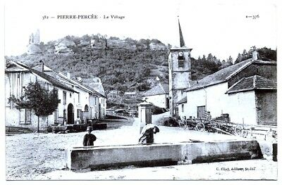 (S-105894) France - 54 - Pierre Percee Cpa
