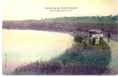 (S-105394) France - 54 - Fontenoy Sur Moselle Cpa