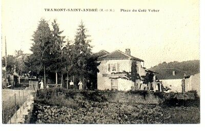 (S-92944) France - 54 - Tramont St Andre Cpa