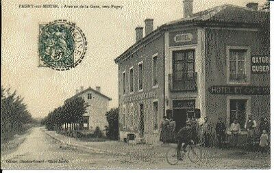 (S-27165) FRANCE - 55 - PAGNY SUR MEUSE CPA      CLAUDON-GERARD  ed.