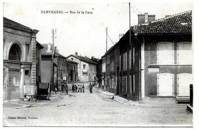 (S-106240) France - 55 - Damvillers Cpa