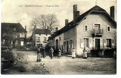 (S-93830) France - 58 - Colmery Cpa