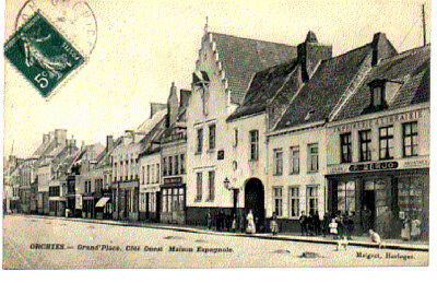 (S-87756) France - 59 - Orchies Cpa