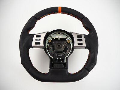 NISSAN 350z Z33 Flat bottom Steering wheel abgeflacht Lenkrad