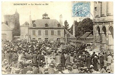 (S-34917) France - 61 - Domfront Cpa
