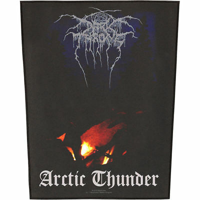 Dark Throne - Arctic Thunder   - SUPER BACK PATCH   - free shipping