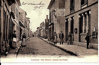 (S-37447) France - 60 - Liancourt Cpa