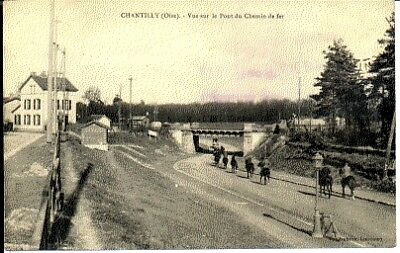 (S-72641) France - 60 - Chantilly Cpa