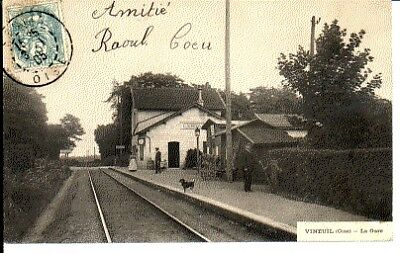 (S-72664) France - 60 - Vineuil St Firmin Cpa