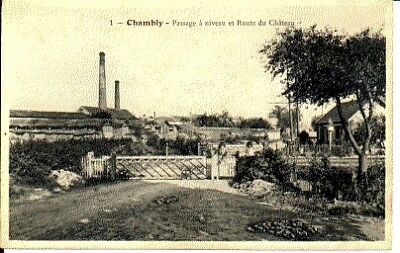 (S-72839) France - 60 - Chambly Cpa