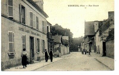 (S-89025) France - 60 - Vineuil St Firmin Cpa