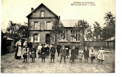 (S-89046) France - 60 - Viefvillers Cpa