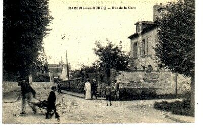 (S-89277) France - 60 - Mareuil Sur Ourcq Cpa