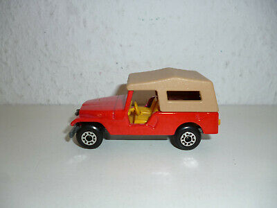 Lesney / Matchbox / Superfast / Modellauto / Cj6 Jeep / No. 53 / #375#