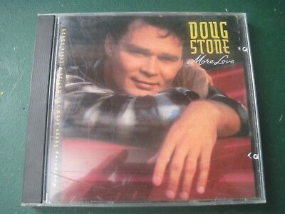 Country Music Cd Doug Stone More Love