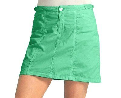 3e4eef198d44 FRESH PRODUCE XXL Lily Pad Green CRUISER Stretch Cotton Skort Skirt NWT New  XXL