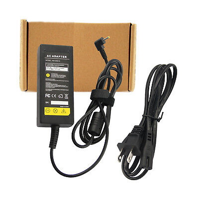 AC Adapter For Samsung Chromebook 303C XE303C12-A01US Google Chrome OS Notebook